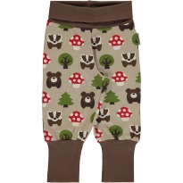 Maxomorra Forest Rib Pants