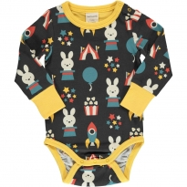Maxomorra Fun Park LS Body