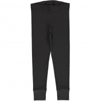 Maxomorra Graphite Cuff Leggings