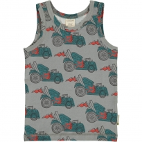 Maxomorra Hot Rod Tank Top