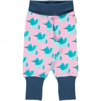 Maxomorra Hummingbird Rib Pants