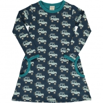 Maxomorra Jeep Adventure LS Dress
