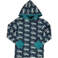 Maxomorra Jeep Adventure LS Hooded Top