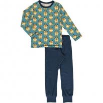 Maxomorra Lively Lynx LS Pyjamas