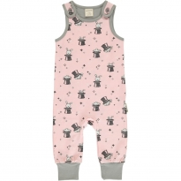 Maxomorra Magic Rabbit Dungarees
