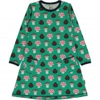 Maxomorra Mushroom LS Dress