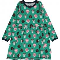 Maxomorra Mushroom LS Spin Dress