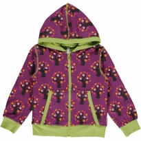Maxomorra Oak Tree Zip Hoody