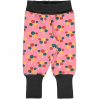 Maxomorra Party Balloon Rib Pants