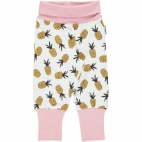 Maxomorra Pineapple Spots Rib Pants
