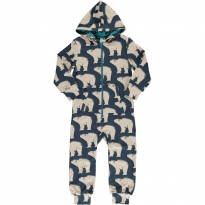 Maxomorra Polar Bear One Piece