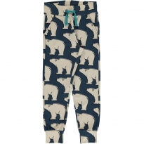 Maxomorra Polar Bear Sweatpants