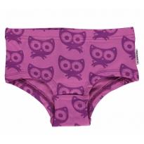 Maxomorra Purple Cats Knickers