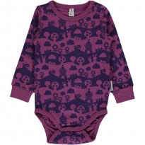 Maxomorra Purple Landscape LS Body