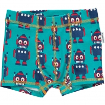 Maxomorra Robot Boxer Shorts