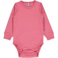 Maxomorra Rose Pink LS Body