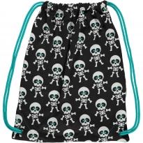 Maxomorra Skeleton Gym Bag