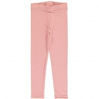 Maxomorra Solid Dusty Rose Leggings