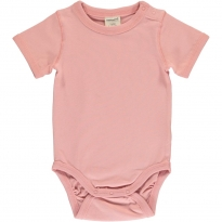 Maxomorra Solid Dusty Rose SS Body