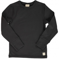 Maxomorra Solid Graphite LS Top