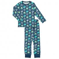 Maxomorra Spaceship LS Pyjamas