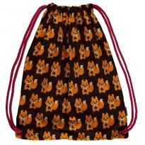 Maxomorra Squirrel Gym Bag
