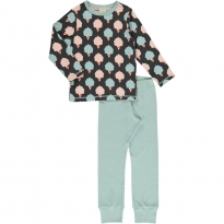 Maxomorra Sweet Cotton Candy LS Pyjamas