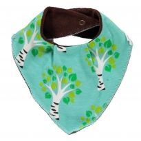 Maxomorra Tree Dribble Bib
