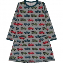 Maxomorra Truck LS Dress