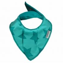 Maxomorra Turquoise Stars Dribble Bib