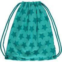 Maxomorra Turquoise Stars Gym Bag