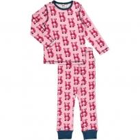 Maxomorra Unicorn LS Pyjamas