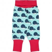 Maxomorra Whale Rib Pants