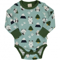 Maxomorra Winter World LS Body