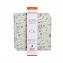Abeego Medium Pack - 3 Medium Wraps