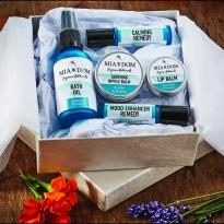 Mia & Dom New Mum Pamper Gift Set