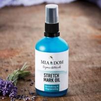Mia & Dom Stretch Mark Oil