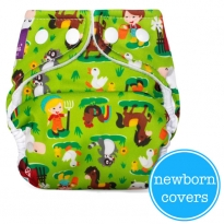 Milovia Newborn Nappy Covers