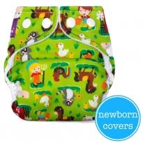 Milovia Newborn Nappy Covers