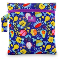 Milovia Unique Nappy Wet Bags - Juicy Fruits