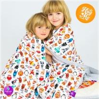 Milovia Medium Dotness Blanket