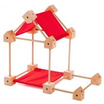 Trigonos Mini Small Construction Set