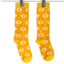 Moromini 70's Flower Knee High Socks
