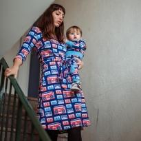 Moromini Adult Boomblaster A-Line Dress