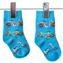 Moromini Bike Like A Swede Regular Socks