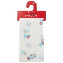 Piccalilly Robin Muslin Swaddle