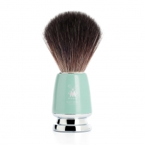 MÜHLE Rytmo Mint Resin Synthetic Fibre Shaving Brush