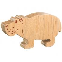 Lanka Kade Natural Hippopotamus