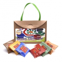 Natural Earth Paint Children's Earth Paint Kit Petite