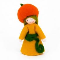 Ambrosius Pumpkin Crown Fairy 7-8cm